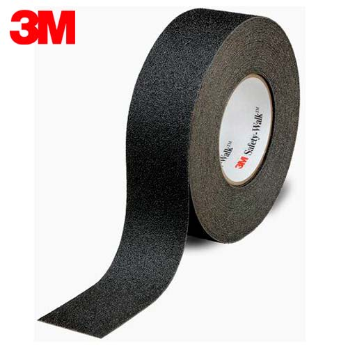 cinta antideslizante 3m safety walk negro